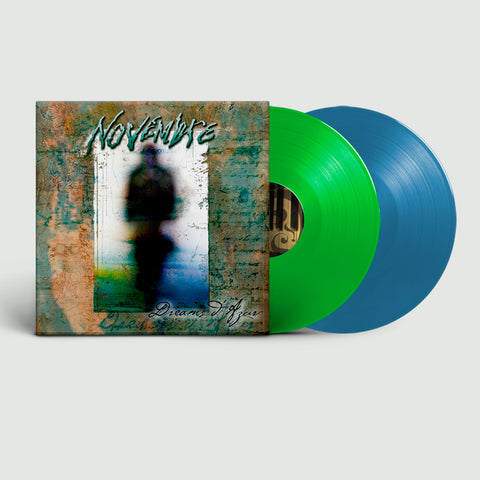 NOVEMBRE. Dreams D' Azur 2LP Gtfold (Green/Blue)