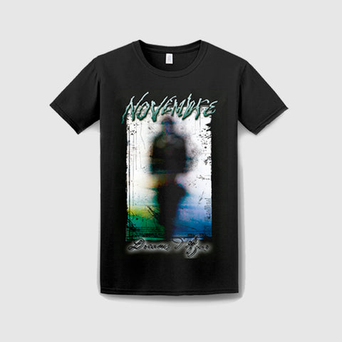 NOVEMBRE. Dreams D' Azur cover (Shirt)