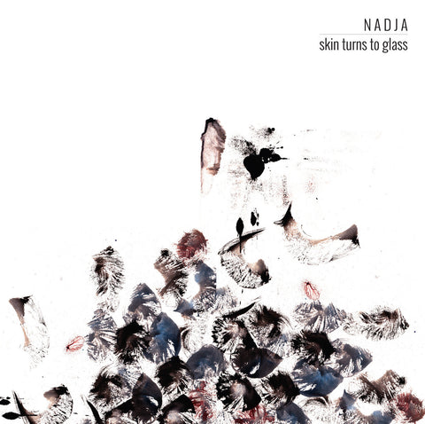 NADJA. Skin Turns To Glass 2LP