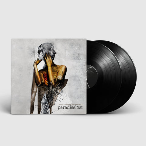 PARADISE LOST. The Anatomy of Melancholy 2LP (Black) - PRE-ORDER