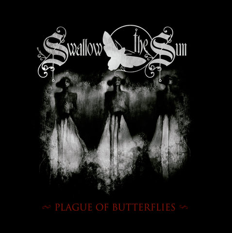 SWALLOW THE SUN. Plague Of Butterflies CD Dig Trifold