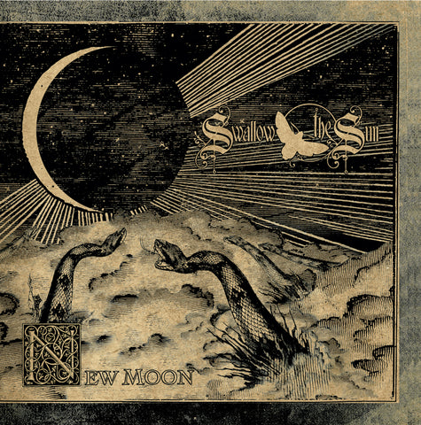 SWALLOW THE SUN. New Moon CD Dig Trifold - PRE-ORDER