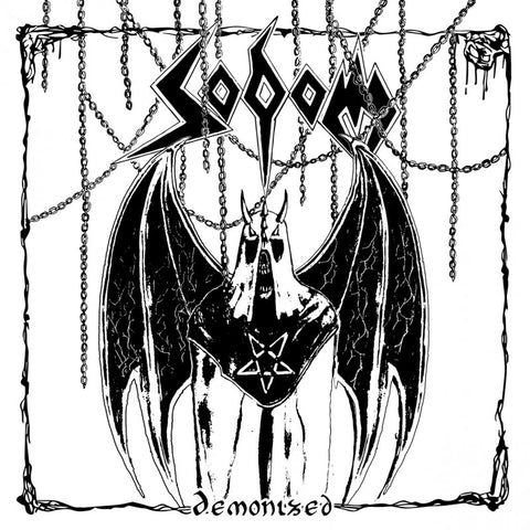 SODOM. Demonized LP (Bone)
