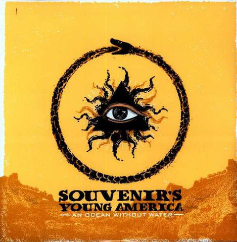 SOUVENIR'S YOUNG AMERICA. An Ocean Without Water LP