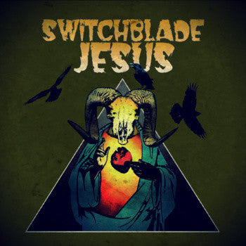 SWITCHBLADE JESUS LP