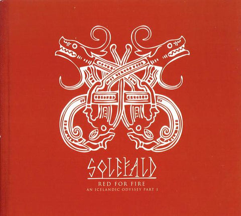 SOLEFALD. Red for Fire LP