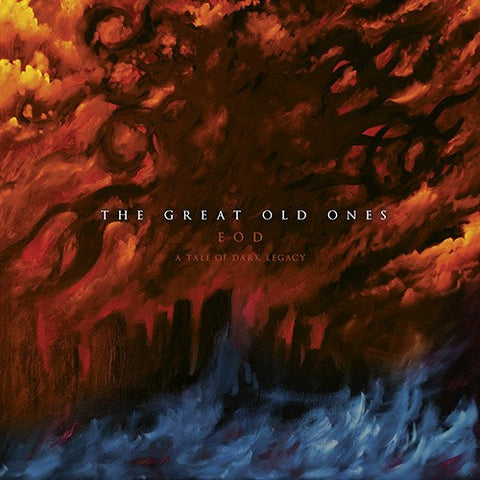 THE GREAT OLD ONES. EOD: A Tale Of Dark Legacy CD Dig