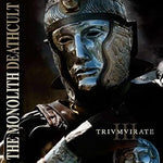 THE MONOLITH DEATHCULT. Trivmvirate 2LP