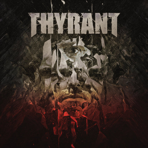 THYRANT. What We Left Behind CD