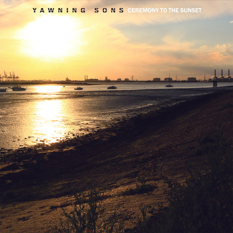 YAWNING SONS. Ceremony to the Sunset LP Gtfold (Colour)
