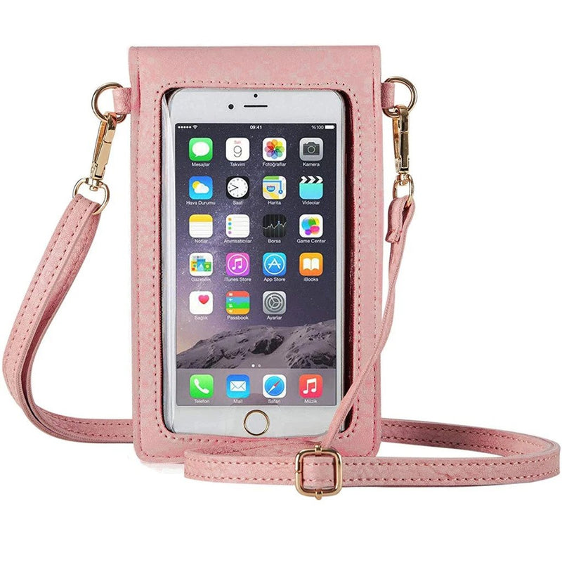 Cell Phone Pouch Shoulder Bag