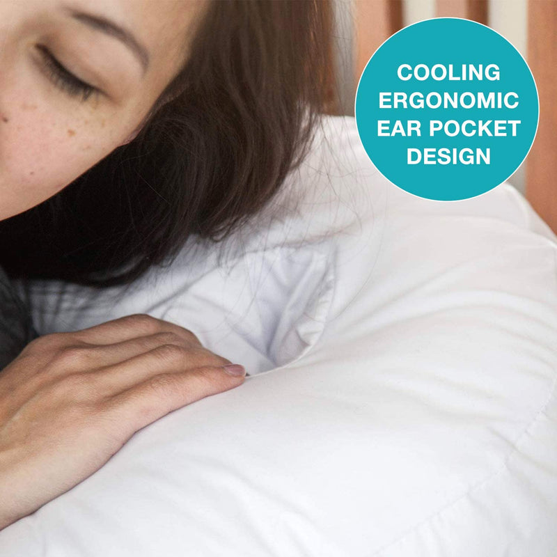 Ergonomic Side Sleeper Pillow-Dagoodi.nl