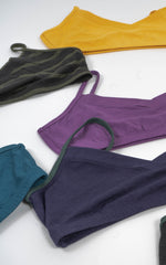 RAINBOW BRA x4 PACK (RANDOM COLOURS)