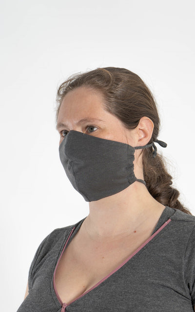 ADJUSTABLE MASK HEMP