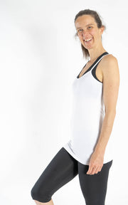 ADJUSTABLE COLZA TANK TOP
