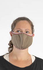 ELASTIC MASK ORGANIC COTTON
