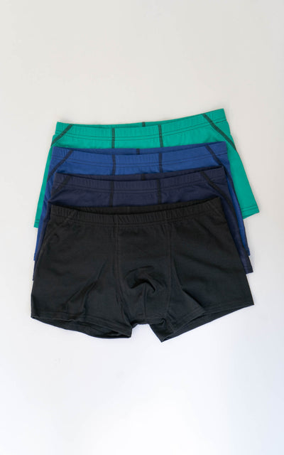 TOM BOXER ORG. COTTON X4 PACK