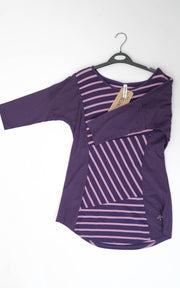 DAPHNE TOP STRIPES