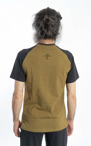 T-SHIRT RAGLAN HEMP