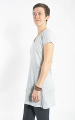 ZERO WASTE T-SHIRT TUNIC