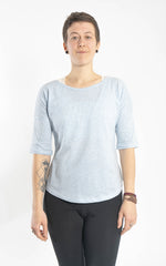 ZERO WASTE DAPH SHORT TOP