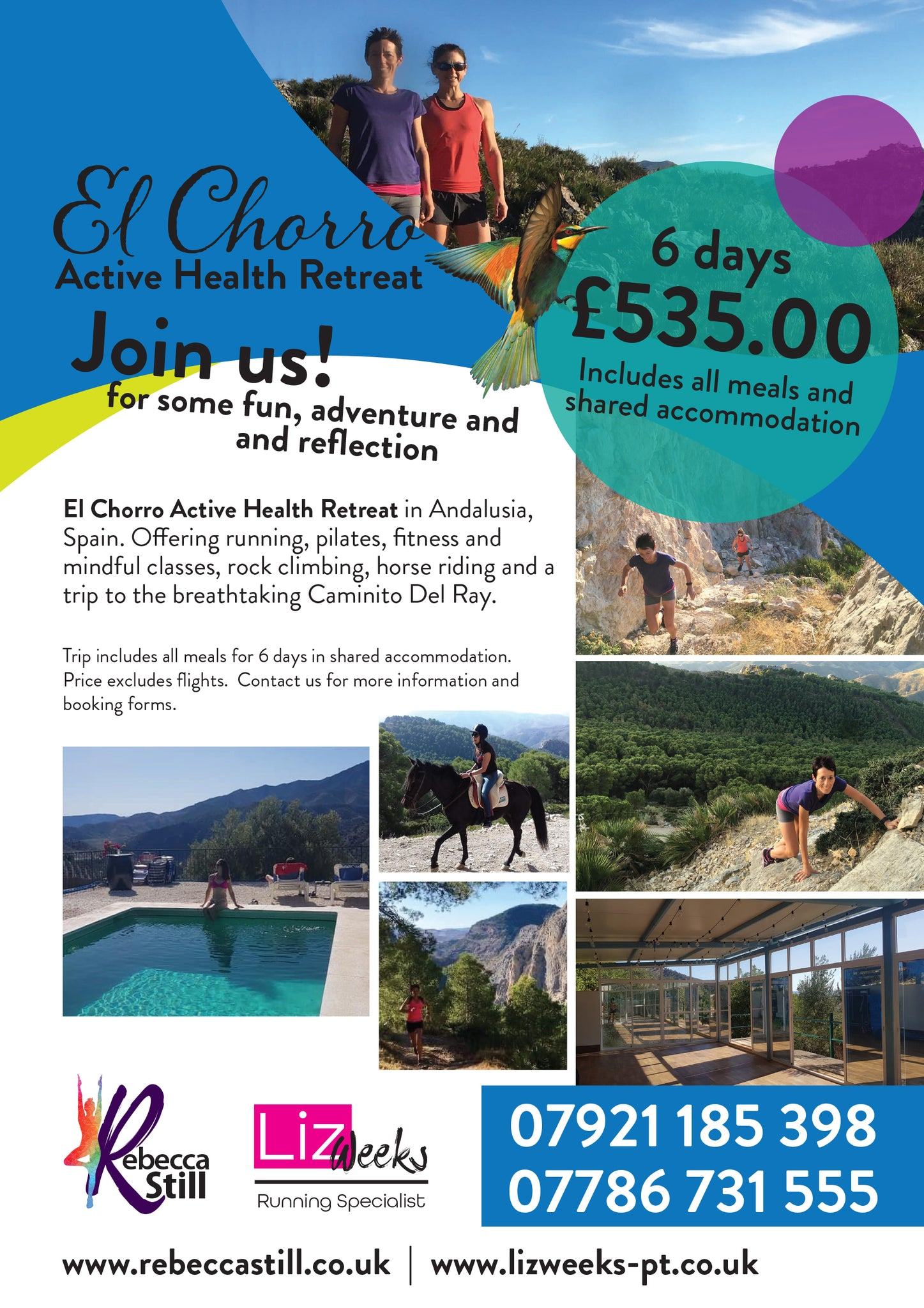 El Churro Active Health Retreats
