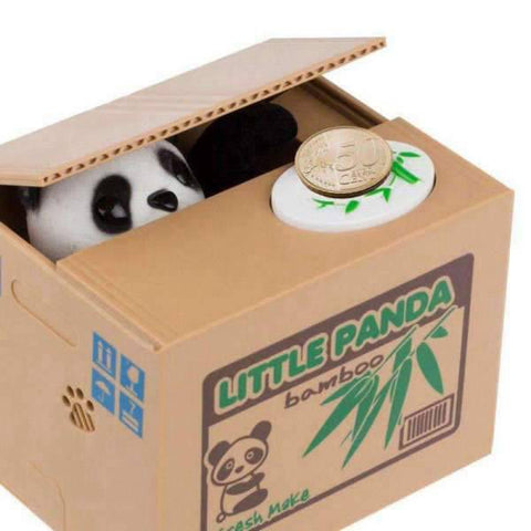 Tirelire Little Panda | La Tirelire Française