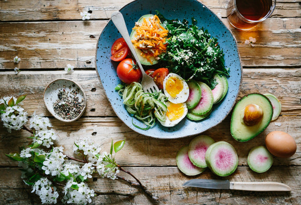 8 Top Tips to Eat Healthier - Photo by Brooke Lark on Unsplash