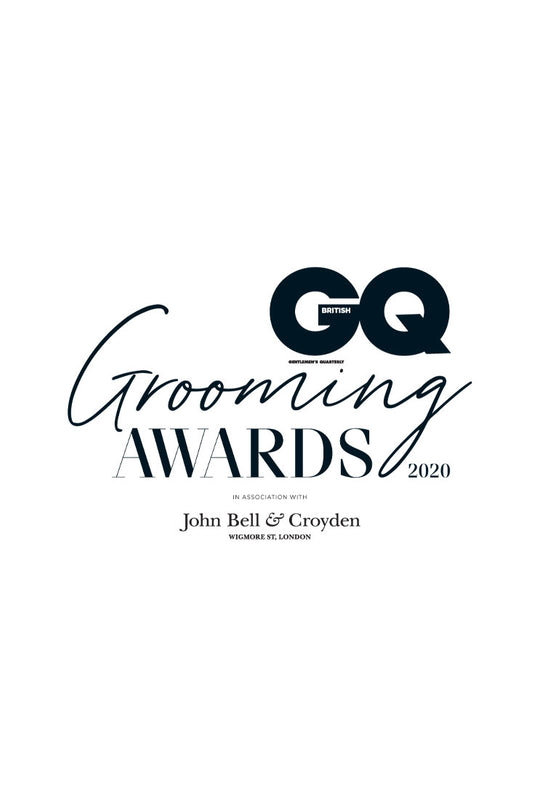 GQ Grooming Awards with JB&C