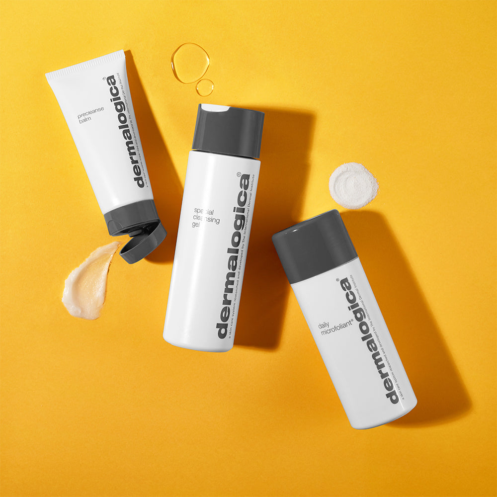 Dermalogica Double Cleansing