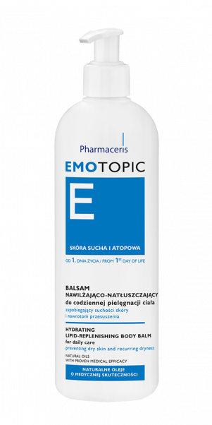 PHARMACERIS E Hydrating Lipid-Replenishing Body Balm