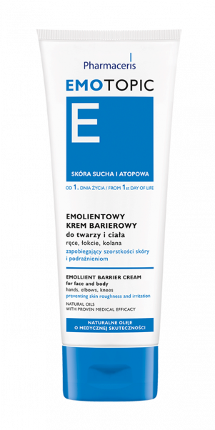 PHARMACERIS E Emollient Barrier Cream