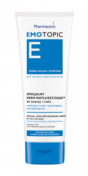 PHARMACERIS E Special Lipid Replenishing Cream