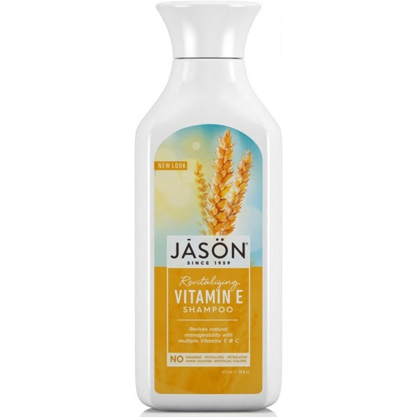 JASON Revitalizing Vitamin E Shampoo