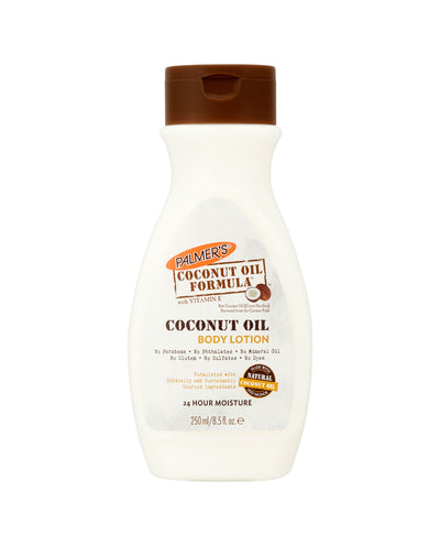Coconut Oil Formula Body Lotion