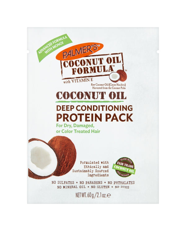 PALMER'S Coconut Oil Formula Deep Conditioning Protein Pack