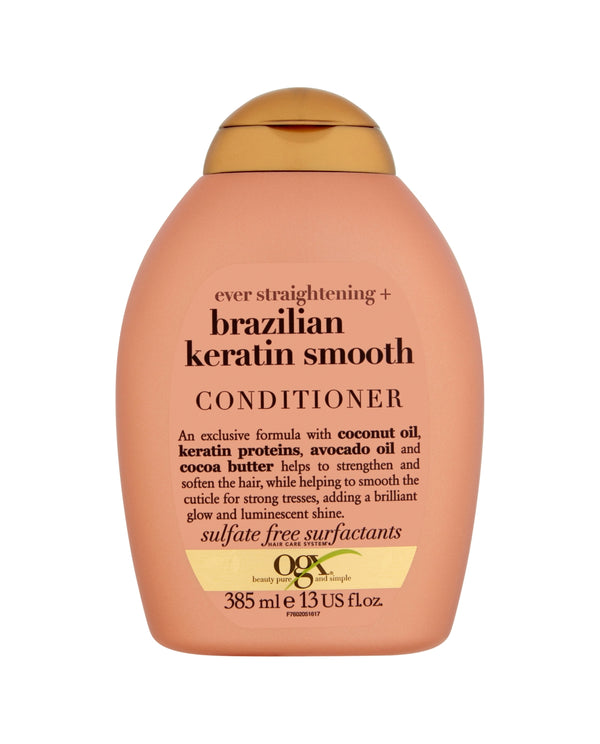 OGX Ever Straightening + Brazilian Keratin Smooth Conditioner
