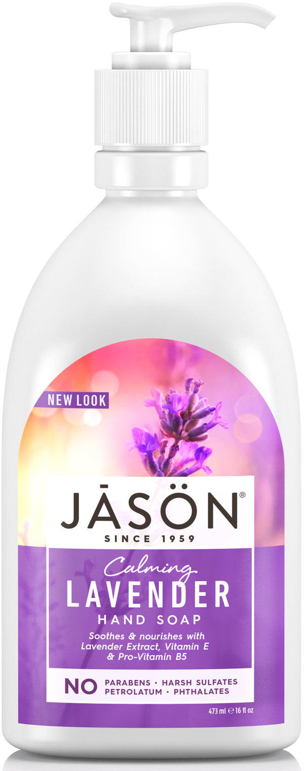 JASON Calming Lavender Hand Soap