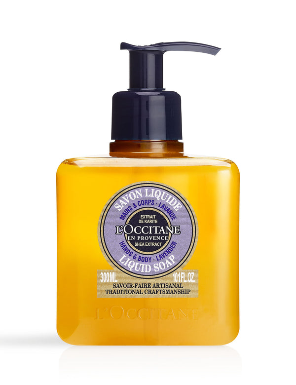 L'OCCITANE Shea Lavender Liquid Soap