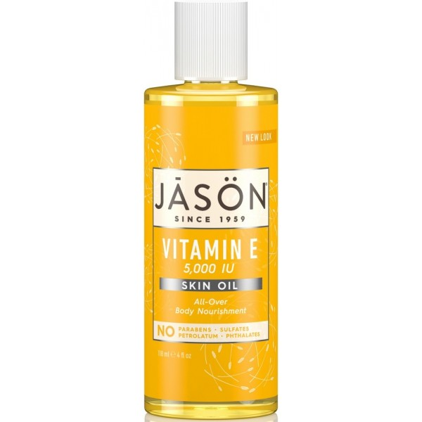 JASON Organic Vitamin E Oil 5000IU