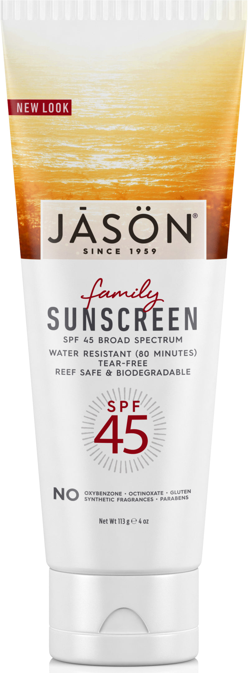 Family Sunscreen SPF 45