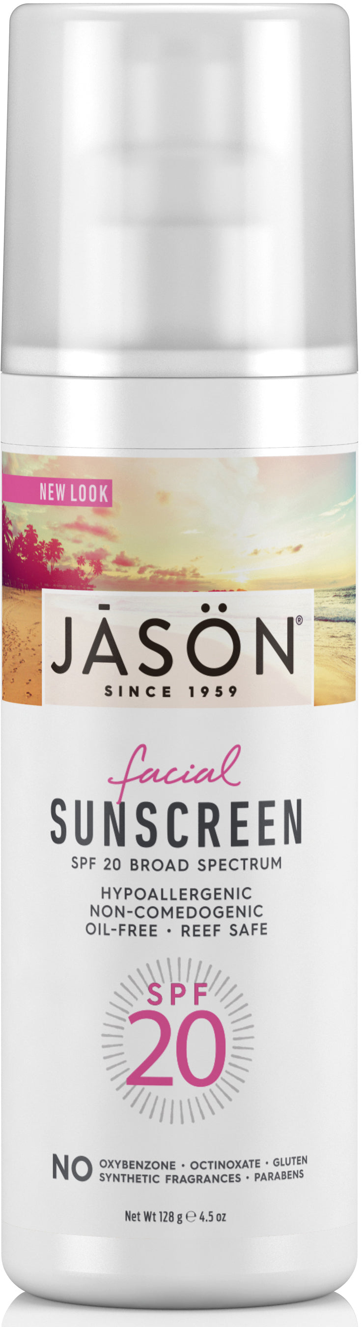 JASON Facial Sunscreen SPF 20