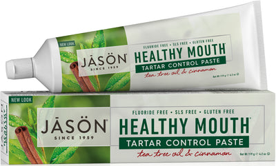 JASON Healthy Mouth™ Tartar Control Toothpaste