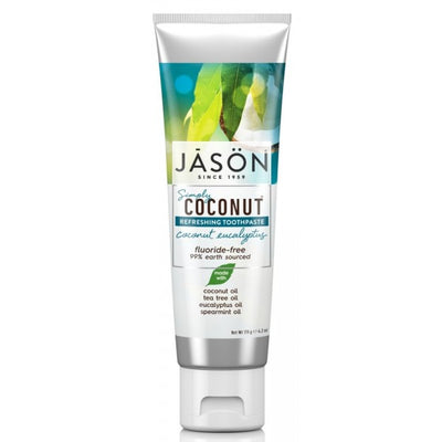 JASON Coconut Eucalyptus Refreshing Toothpaste