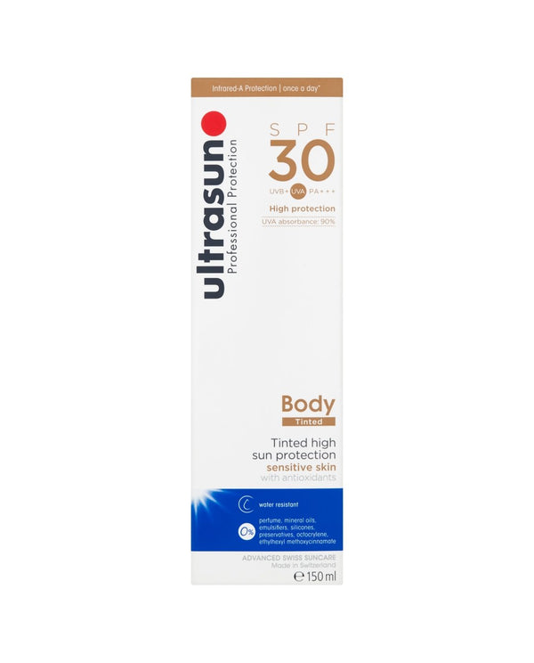 ULTRASUN Professional Protection SPF 30 High Protection Body Tinted Gel