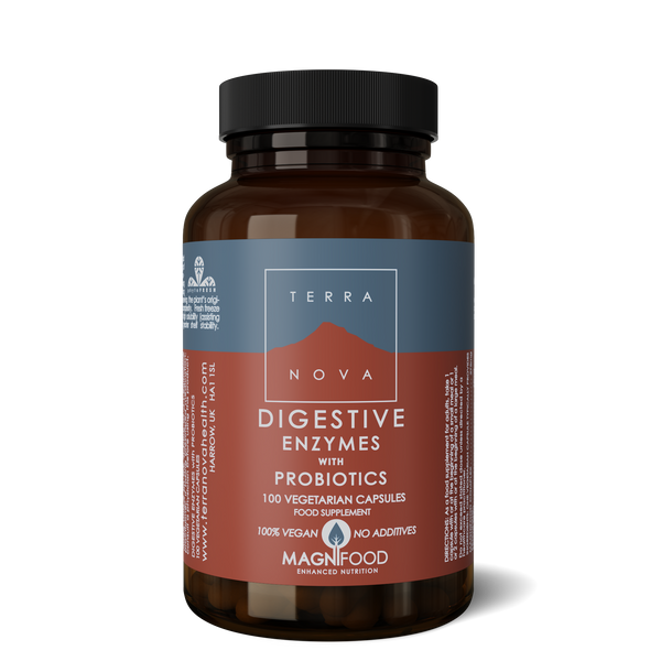 Digestive Enzymes With Probiotics Complex