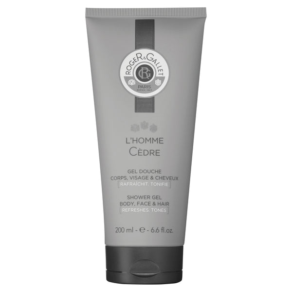 ROGER & GALLET L'Homme Cèdre Shower Gel