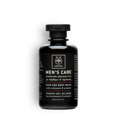 Men Shampoo & Shower Gel