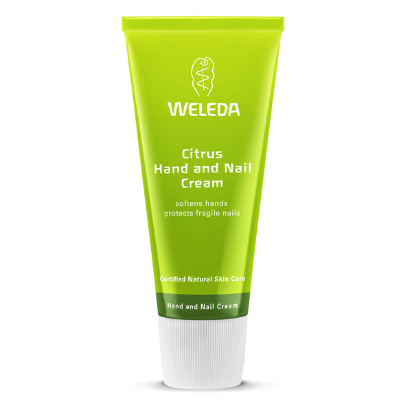WELEDA Citrus Hand and Nail Cream