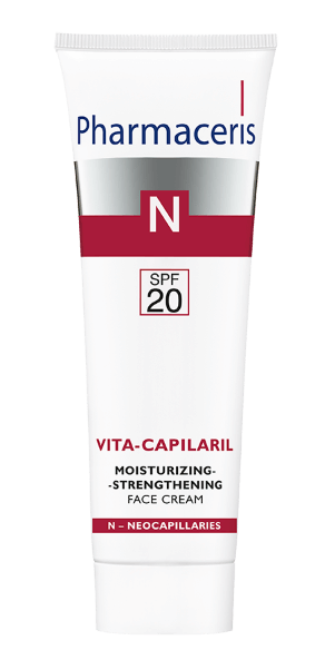PHARMACERIS N Vita-Capilaril Day Cream